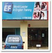 Jakarta DepokEnglish training center